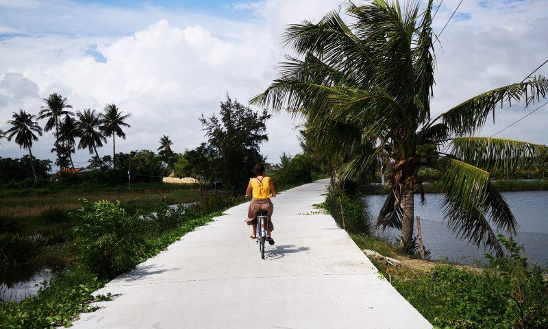 Hoi An na rowerze. Zwiedzanie okolicy