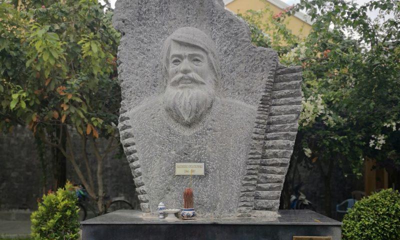 Pomnik Kazimierza Kwiatkowskiego w Hoi An