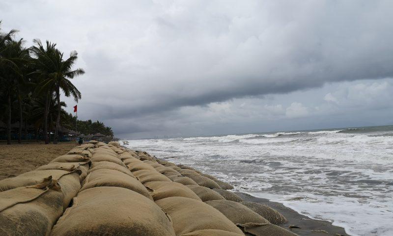 Morze w Hoi An