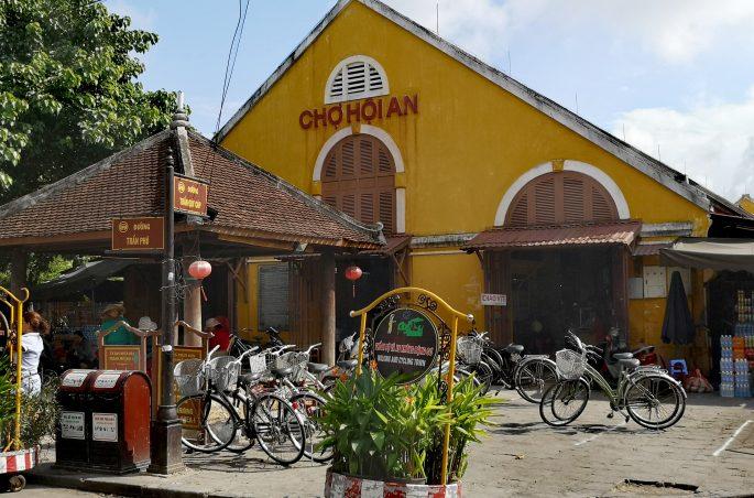 Cho Hoi An - targ w Hoi An