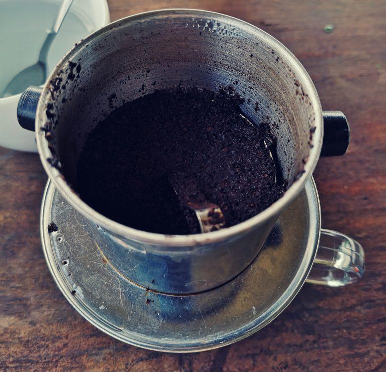 Ca phe chon - zaparzacz do kawy wietnamskiej.