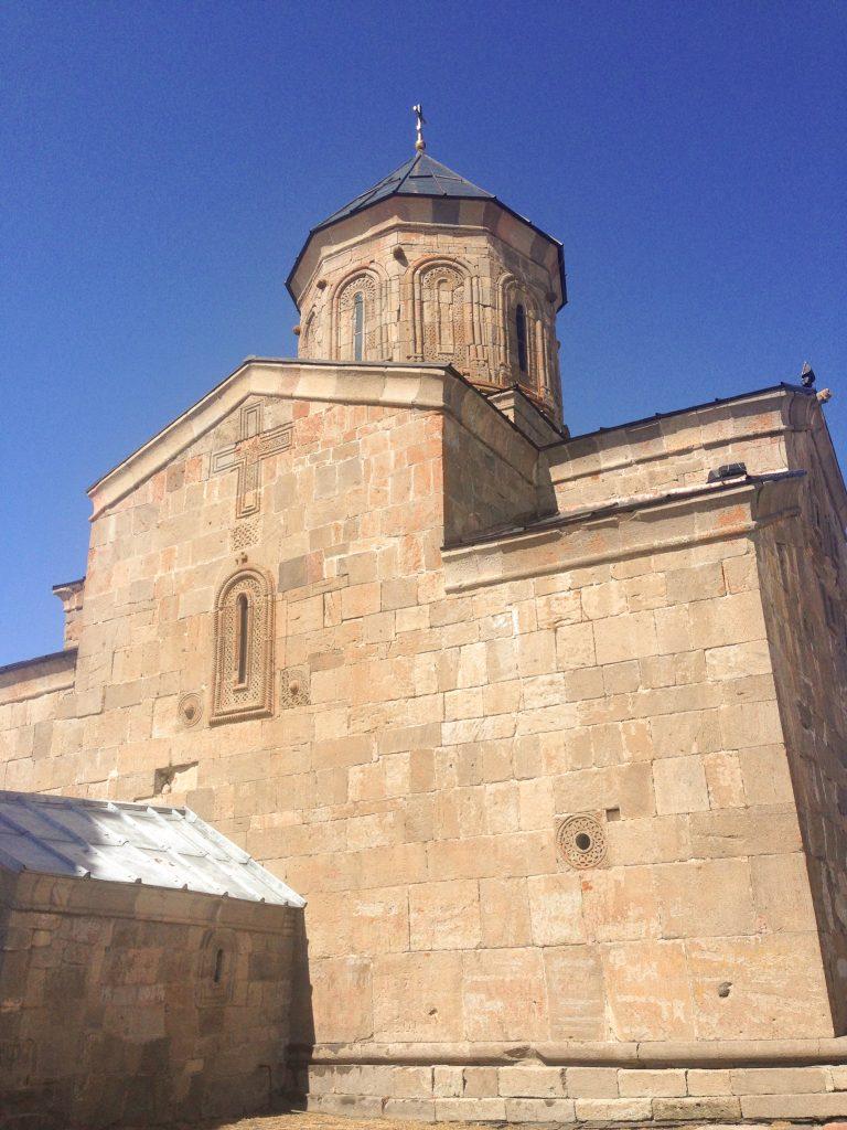 Gruzińska Droga Wojenna - Cerkiew