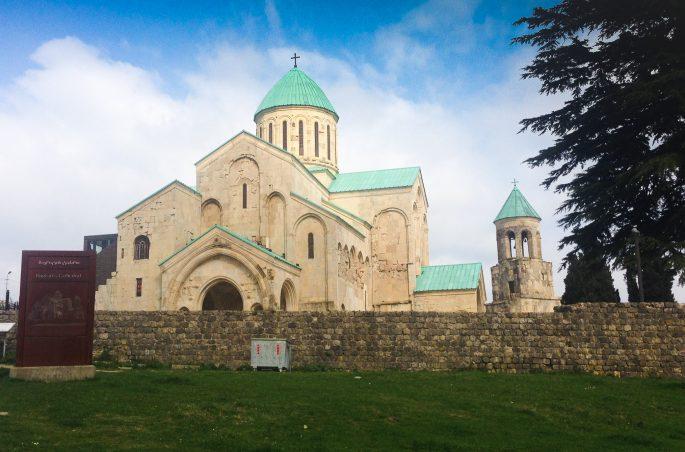 Największe atrakcje Gruzji? Katedra Bagrata w Kutaisi