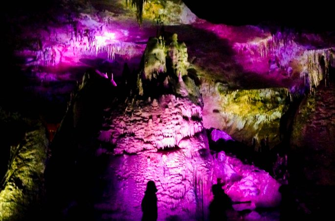 Atrakcje Kutaisi: Jaskinia Prometeusza w okolicach Kutaisi