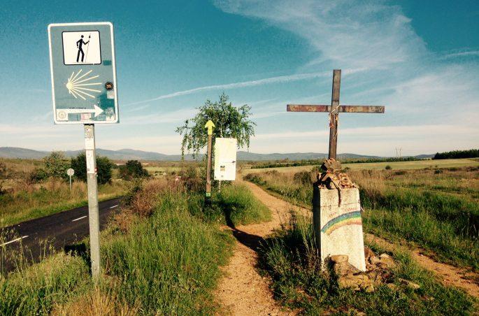 Z Leon do Santiago de Compostela. Droga św. Jakuba - Camino Frances