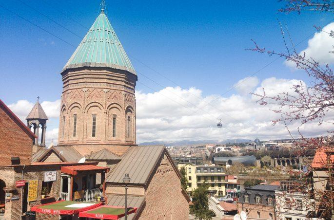 Co zobaczyć w Tbilisi? - wyjazd kolejką