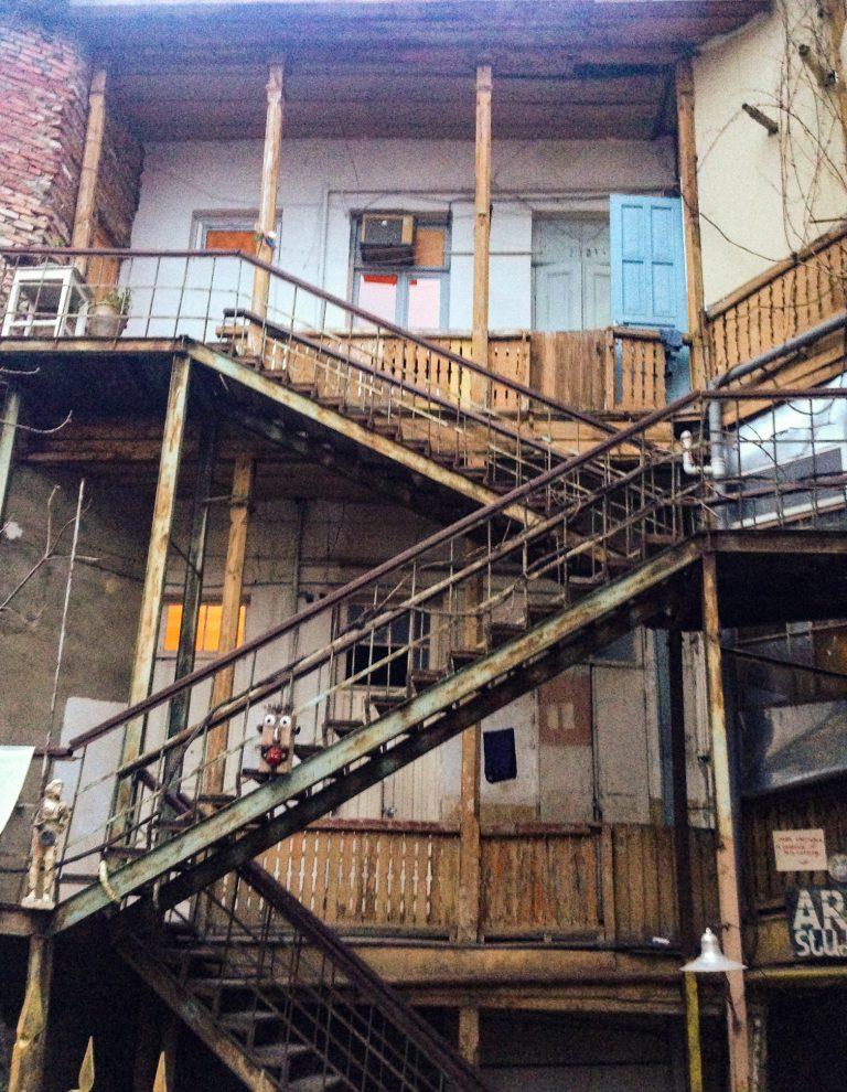 Co zobaczyć w Tbilisi - architektura
