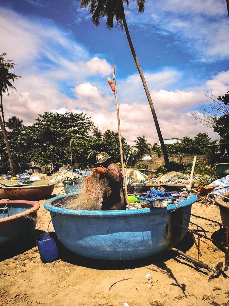 Fishing Village - wioska rybacka w Mui Ne (Wietnam)