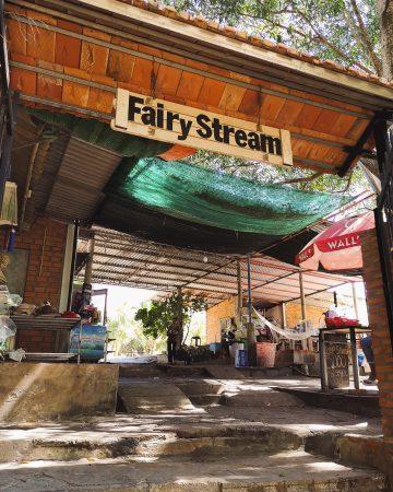 Fairy Stream w Wietnamie: Red Canyon (Vietnam) - Czerwony Kanion w Mui Ne