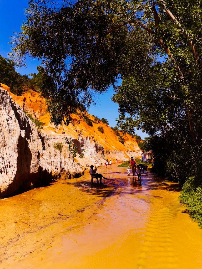 Wietnam: Red Canyon (Vietnam) - Czerwony Kanion w Mui Ne - bilety
