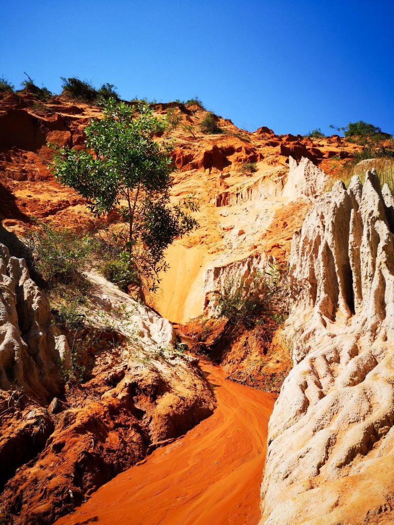 Wietnam: Red Canyon (Vietnam) - Czerwony Kanion w Mui Ne