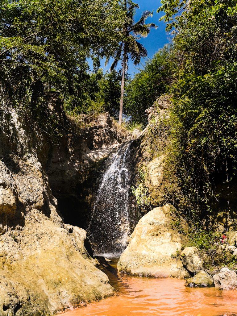 Fairy Stream - Potok wróżki (Czerwony Wąwóz) w Mui Ne