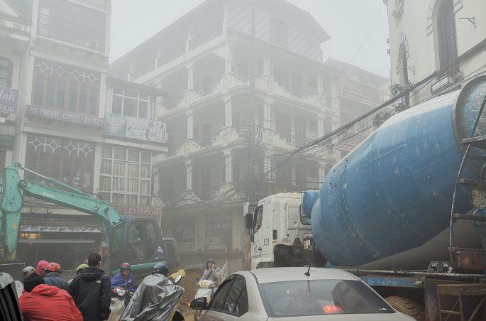 Co zobaczyć w Sapie? Ulice Sapy (Sapa Vietnam)