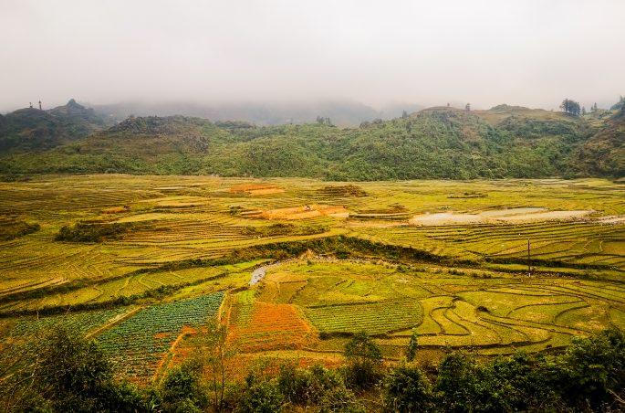 Sa Pa w listopadzie - Trekking w Sa Pa (Wietnam)