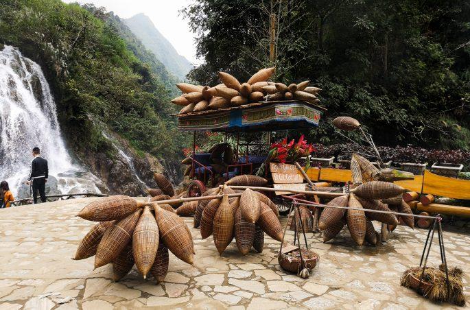 Cat Cat Village - trekking w Sa Pa w Wietnamie