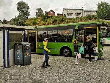 Jak dotrzeć na Preikestolen? Autobus z Tau do Preikestolen