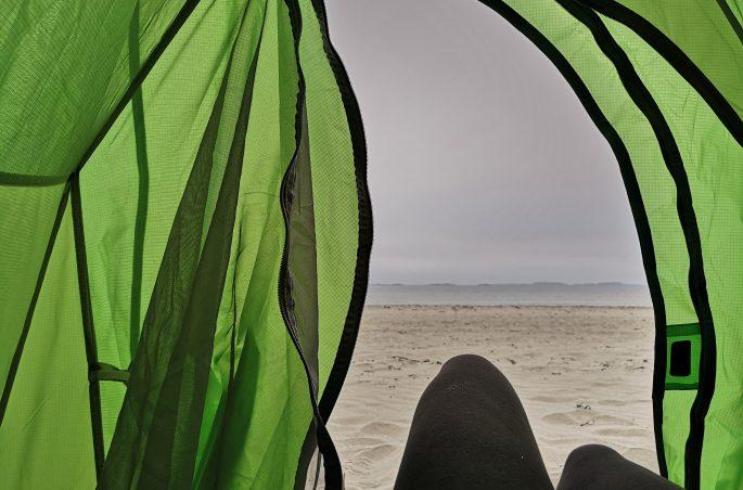 Norwegia pod namiotem - praktycznie. Co spakować pod namiot?