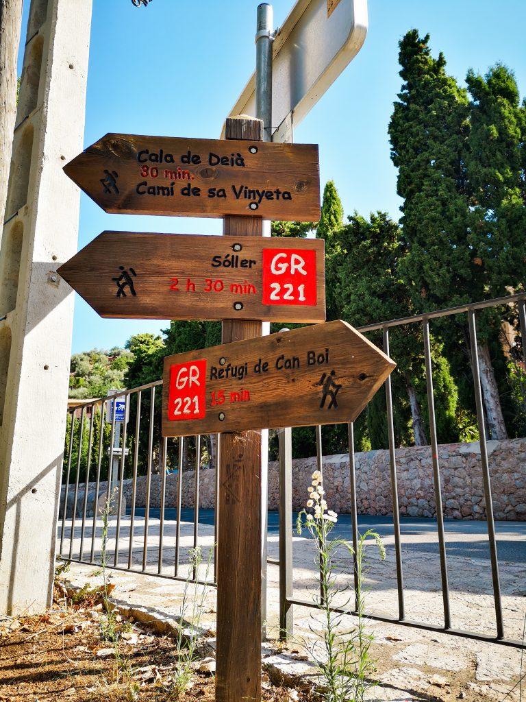 Wędrówki po Majorce - szlak GR 211. Trekking Mallorca
