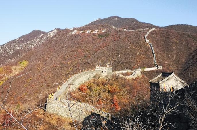 Wielki Mur Chiński. Jak dojechać do Wielkiego Mura Chińskiego Mutianyu ?