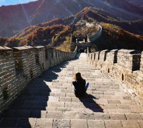 PRZESIADKA W PEKINIE - CHINY W 15 GODZIN