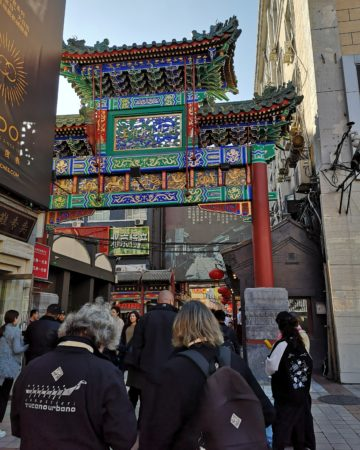 Co zobaczyć w Pekinie? Przesiadka w Pekinie - Wangfujing Snack Street. Street Food in Beijing