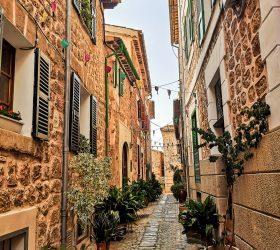 OKOLICE SOLLER - najpiękniejsze wioski Majorki