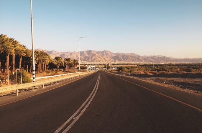 Granica Jordania-Ejlat. Przejście graniczne Aqaba i Ejlat - plan i kosztorys