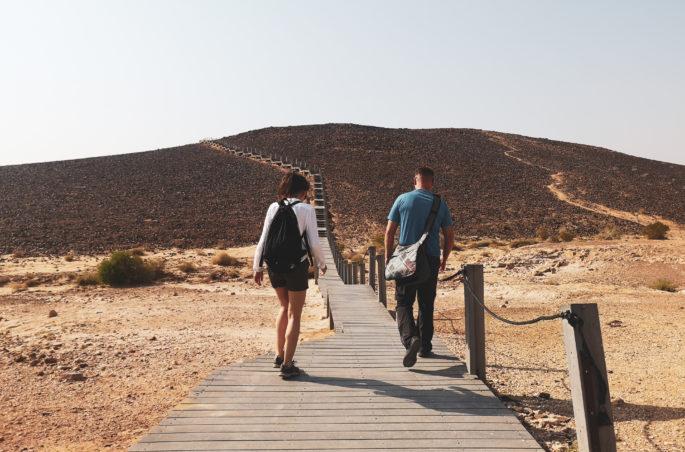 Co zobaczyć w Izraelu? Pustynia Negew - Carpentry. Desert Negev