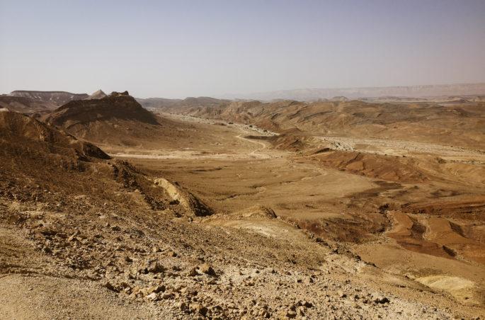 Pustynia Negew w Izraelu. Co zobaczyć w Izraelu? Negev Desert in Israel