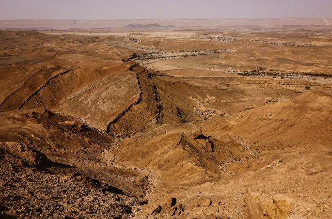 Co zobaczyć w Izraelu? Pustynia Negew