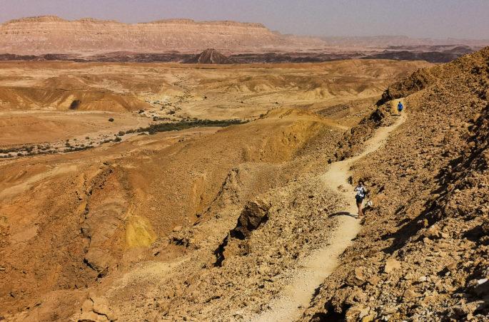 Co zobaczyć w Izraelu? Pustynia Negew. Desert Negev in Israel