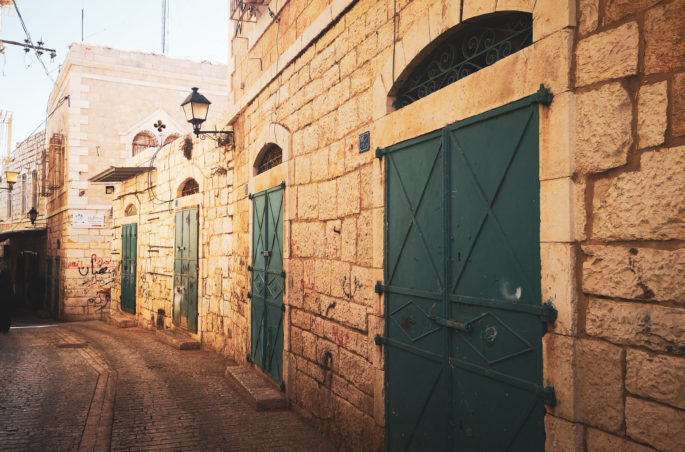 święto w Betlejem. Zamknięte sklepy w Betlejem. Kiedy jest święto w Betlejem.