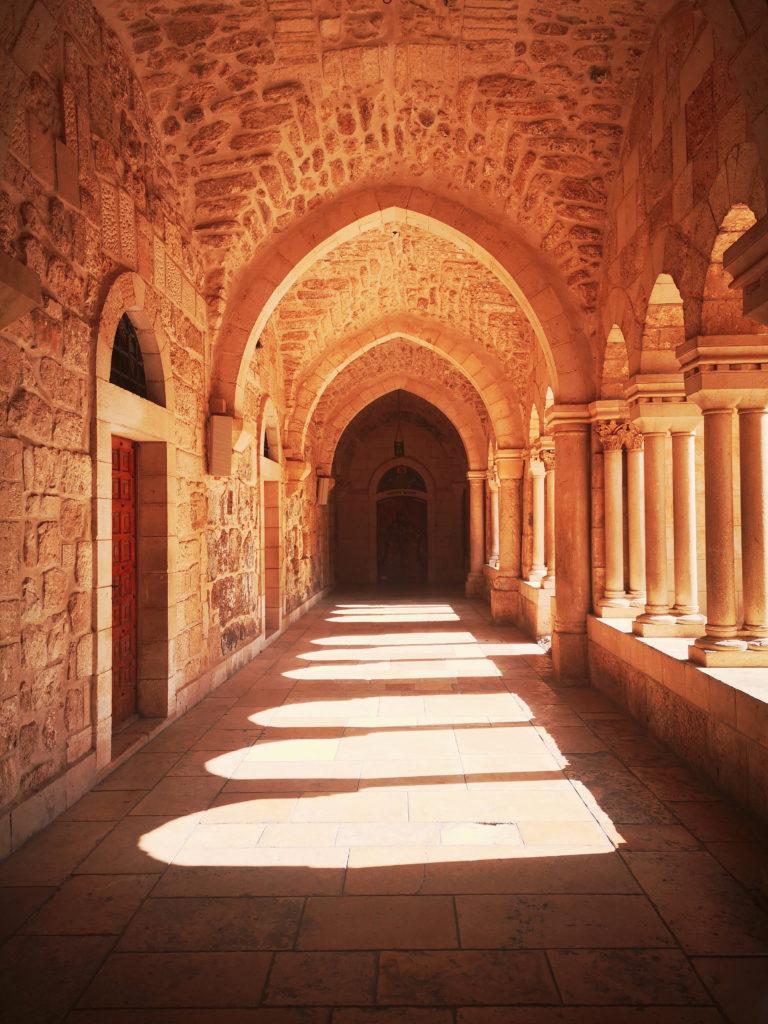 Co zobaczyć w Betlejem? Kościół św. Katarzyny Aleksandryjskiej w Betlejem