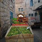 Targ w Betlejem. Co kupić w Betlejem? Izraelu? Shopping in Israel. Co zjeść w Betlejem?