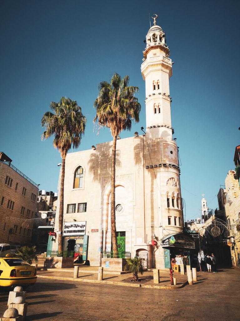 Co zobaczyć w Betlejem? Meczet
