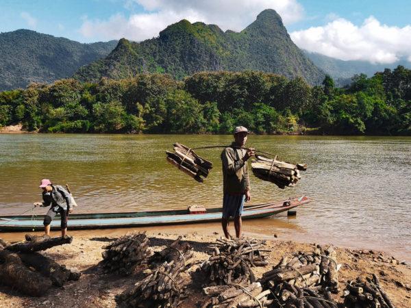 Laos - niezapomniane wioski w okolicach Nong Khiaw