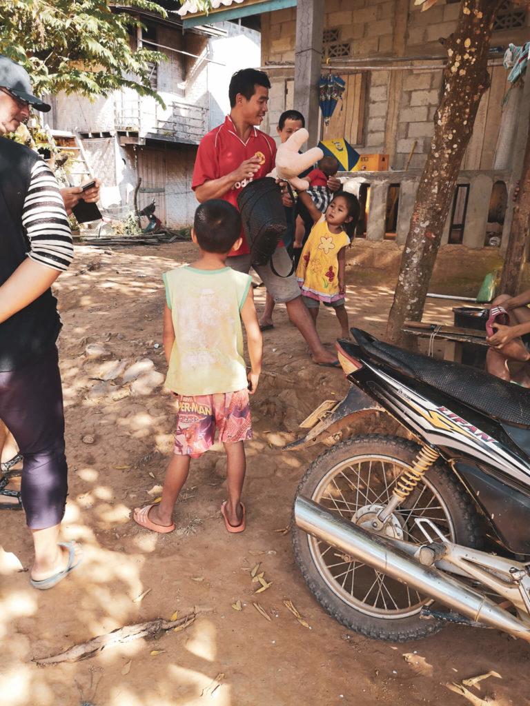 Laos - nieznane wioski Nong Khiaw 2. Co zobaczyć w Laosie?