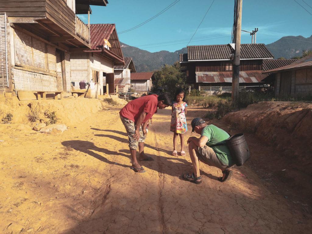 Wioski Laosu. Laos - nieznane wioski Nong Khiaw 2. Co zobaczyć w Laosie?
