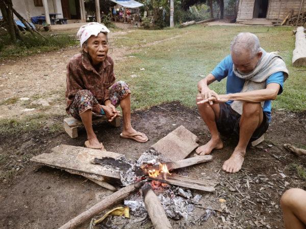 Laos - nieznane wioski Nong Khiaw 2. Co zobaczyć w Laosie? Mieszkańcy Laosu. Lao people