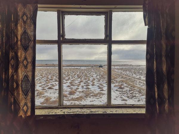 Opuszczone domy na Islandii. Okno na świat. Najlepsze miejsca na Islandii